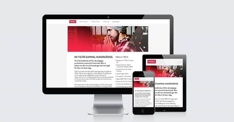 responsiv-mobilvanlig-hemsida-tools